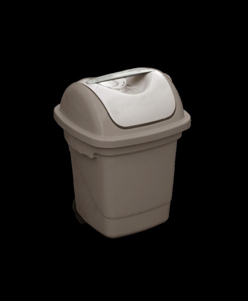 Imagem do produto: Lixeira Basculante 10L 7745 - Fendi