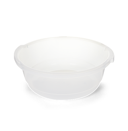 Imagem do produto: Bacia Redonda 19,5L 4600 - Translúcido