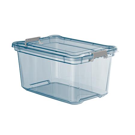 Imagem do produto: Organizador 50L 5027 - Azul Translúcido