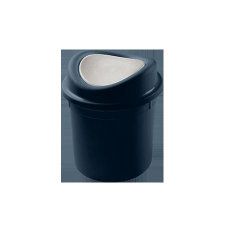 Imagem do produto: Lixeira basculante 12L 2903 - Azul Petróleo