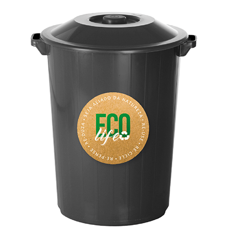 Imagem do produto Lixeira Recycle 64L