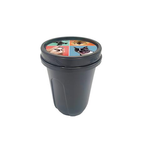 Imagem do produto Contenedor portátil para golosinas 1L