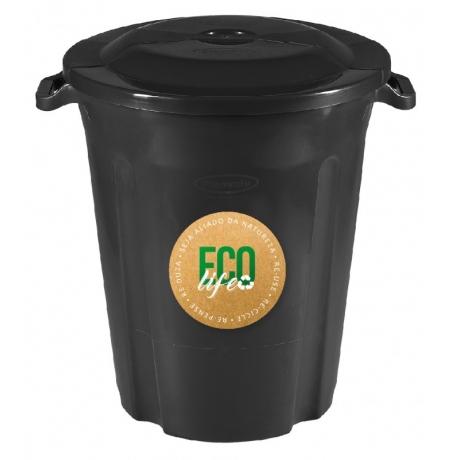 Imagem do produto Lixeira Recycle 97L