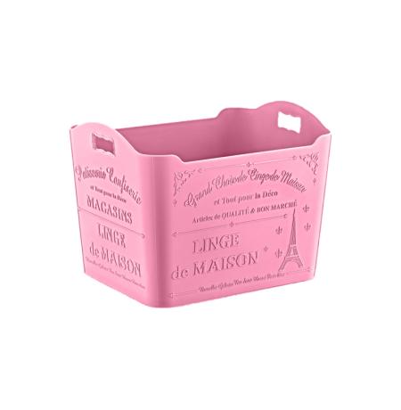 Imagem do produto: Organizador Paris 1,5L 3475 - Rosa