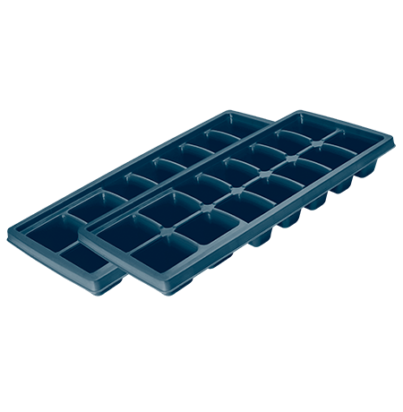 Imagem do produto: Set of 2 Flexible Ice Trays 2903