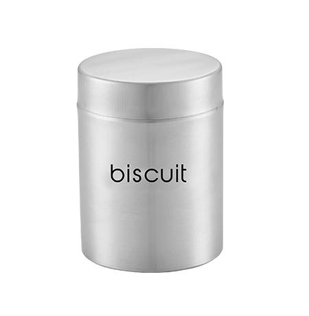 Imagem do produto: Pote para Biscoito 2,4L 2488 - Inox