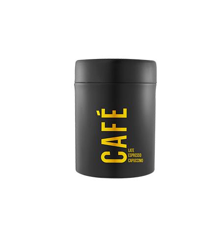 Imagem do produto: Pote para Café 0,8L 8990 - Preto