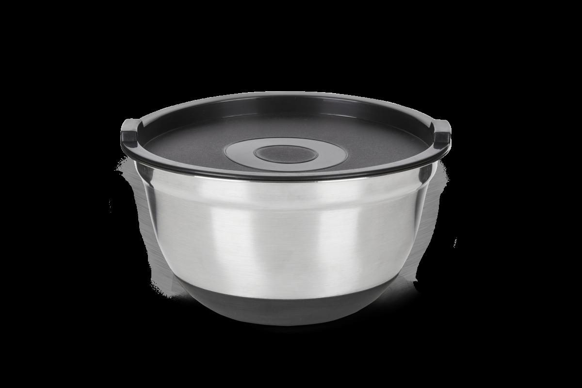 Imagem do produto Bowl Antiderrapante com Tampa 2,5L