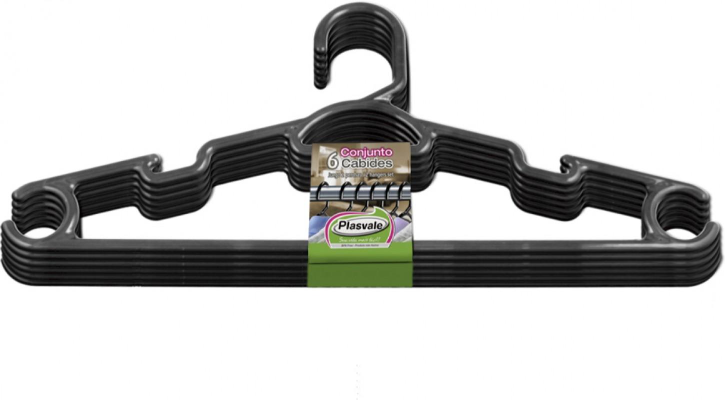 Imagem do produto Kit Cabide 6 Peças