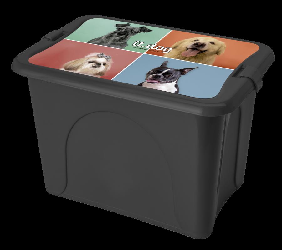 Imagem do produto Contenedor para comida de mascota 16,6L