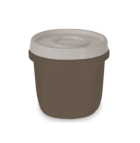 Imagem do produto: Pote com Rosca 0,75L 7745 - Fendi