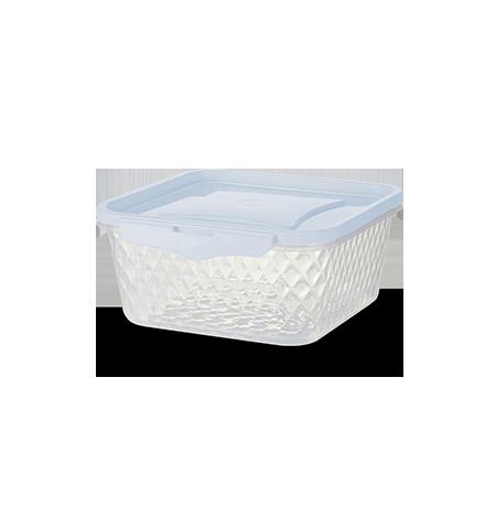 Imagem do produto: Contenedor Cuadrado 0,55L 8300 - blanco