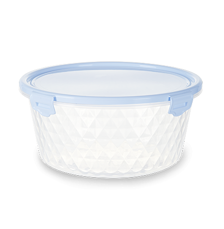 Imagem do produto: Pote Redondo 1,7L 8300 - Branco