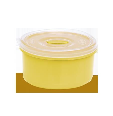 Imagem do produto: Pote Redondo 2L 1530 – Amarelo