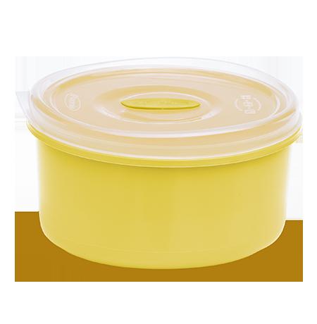 Imagem do produto: Pote Redondo 3L 1530 – Amarelo