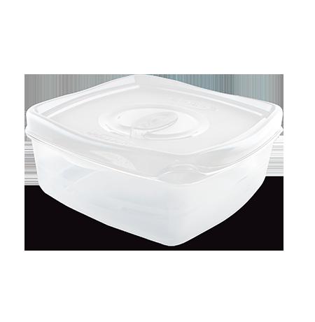 Imagem do produto: Contenedor rectangular 2,5L 8300