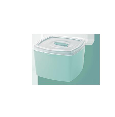 Imagem do produto Contenedor Cuadrado 0,6L