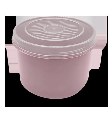 Imagem do produto: Pote com Rosca 1,25L 3475 - Rosa