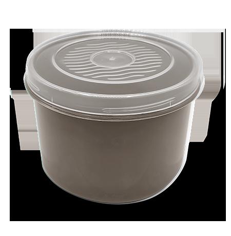 Imagem do produto: Pote com Rosca 1,25L 7745 - Fendi