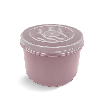 Imagem do produto: Pote com Rosca 0,6L 3475 - Rosa