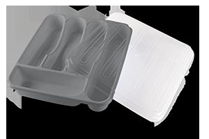Imagem do produto: Cutlery Tray w/ Cover 8355