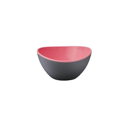 Imagem do produto: Bowl Bicolor 0,33L 8102 - Rosa e Cinza