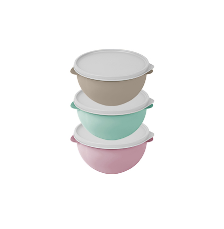 Imagem do produto Kit 3 Potes Biovita 0,5L