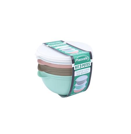 Imagem do produto: Kit 3 Potes Biovita 1,9L