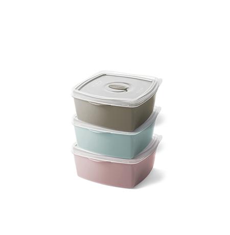 Imagem do produto Kit 3 Potes Wave 1,3L