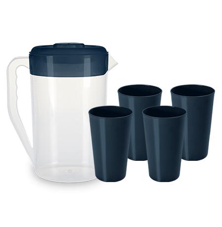 Imagem do produto Kit de vasos y Jarra