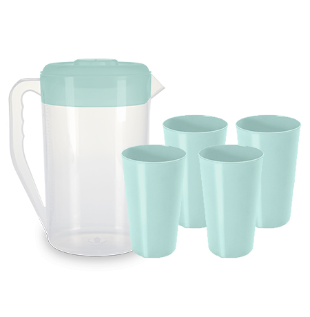Imagem do produto: Kit de vasos y Jarra 5113