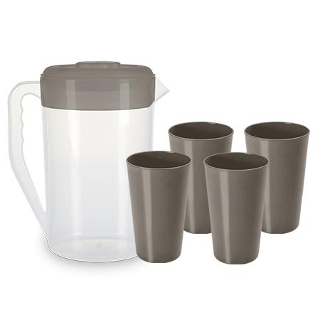 Imagem do produto: Kit de vasos y Jarra 7745