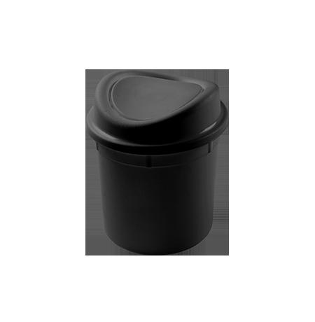 Imagem do produto: Lixeira basculante 12L 8990 - Preto