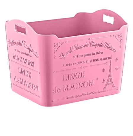Imagem do produto: Organizador Paris 4L 3475 - Rosa