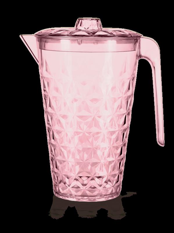 Imagem do produto Jarra Cristal Con Tapa