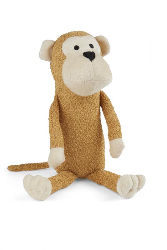 Mordedor Pelúcia Macaco Para Cachorro