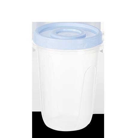 Imagem do produto: Pote com Rosca 1L 8300 - Branco