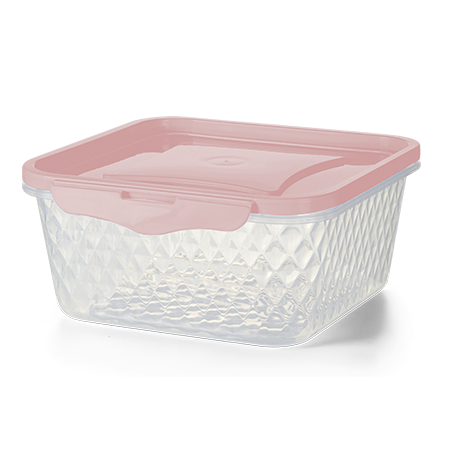 Imagem do produto: Square Container 1,7L 3475 - Pink