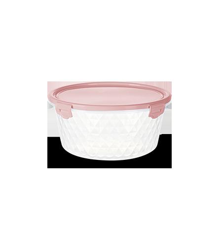 Imagem do produto: Round Square Container 0,55L 3475 - Pink