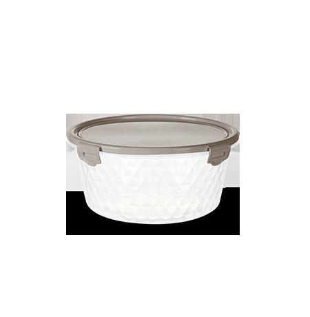 Imagem do produto: Round Square Container 0,55L 7745 - Fendi