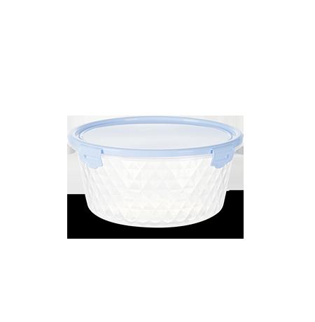 Imagem do produto: Round Square Container 0,55L 8300 - White