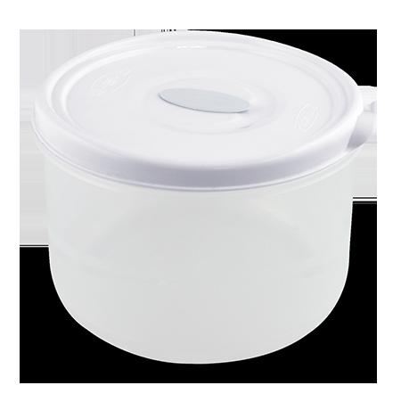 Imagem do produto: Pote Redondo 3L 8300 - Branco