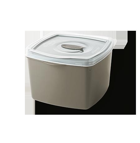 Imagem do produto: Pote Quadrado 2,8L 7745 - Fendi