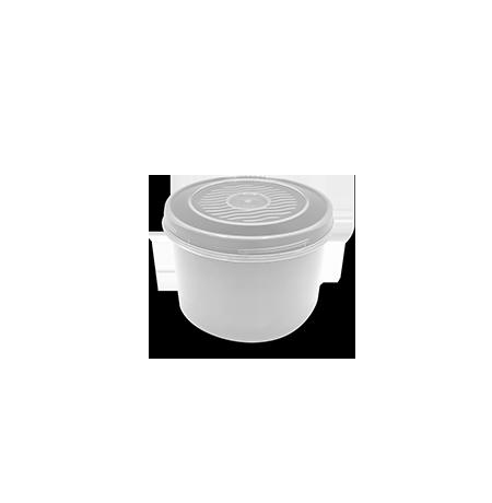 Imagem do produto: Pote com Rosca 0,26L 8300 - Branco
