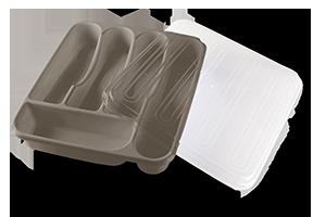 Imagem do produto: Cutlery Tray w/ Cover 7745