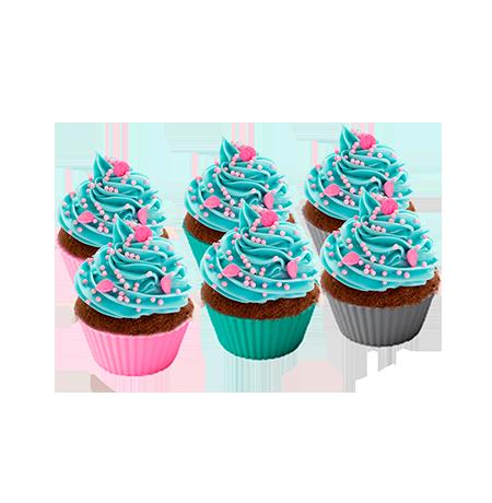 Imagem do produto: Conjunto Formas de Cupcake 9366
