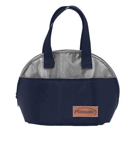 Imagem do produto: Bolsa Térmica G 8723 - Azul + Cinza