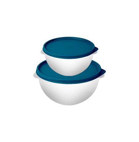 Imagem do produto Kit 2 Potes Biovita 1,9L e 3,2L