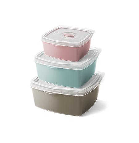Imagem do produto Set of 3 Containers Wave